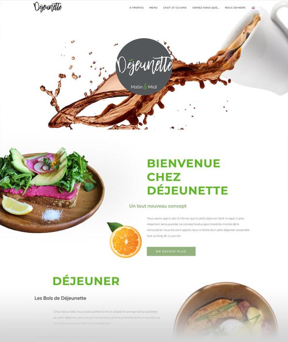 Restaurant Déjeunette